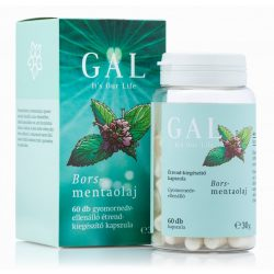 Borsmentaolaj 60 kapszula GAL