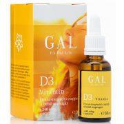 D3 vitamin 30ml GAL