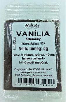 Vanília őrlemény, Bourbon 5g