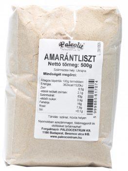 Amarántliszt 500g Paleolit