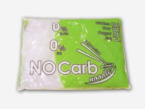 Szélesmetélt tészta 300g NoCarb Noodle