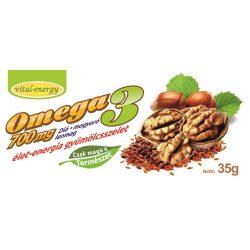 Omega3 élet-energia gyümölcsszelet 35g