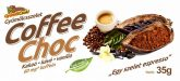 CoffeeChoc GyümölCsoki 35g