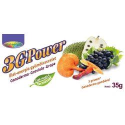 3G Power élet-energia gyümölcsszelet 35g