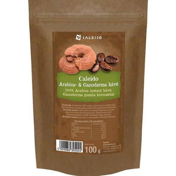 Arabica- & Ganoderma kávé 100g Caleido