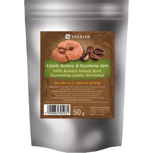 Arabica- & Ganoderma kávé 50g Caleido