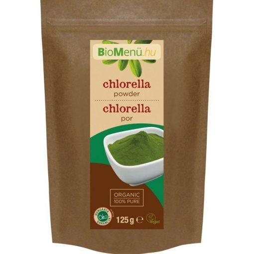 BIO Chlorella por 125g BioMenü