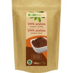 100% Arabica instant kávé 100g BIO BioMenü