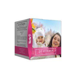 D3 vitamin 20ml HerbaD