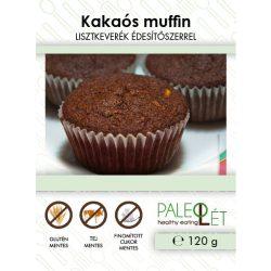 Kakaós muffin 120g PaleoLét
