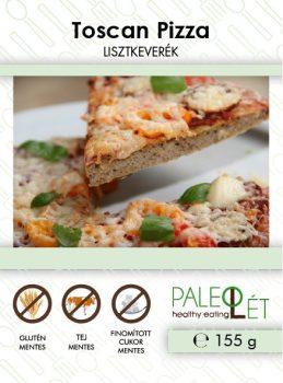 Toscan Pizza lisztkeverék 90g PaleoLét