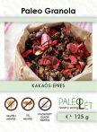 Kakaós-epres paleo granola 125g PaleoLét