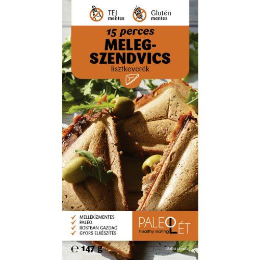 15 perces melegszendvics 147g PaleoLét lisztkeverék