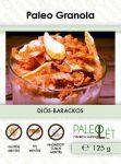 Diós-barackos paleo granola 125g PaleoLét