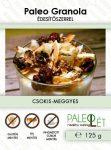 Csokis-meggyes paleo granola 125g PaleoLét