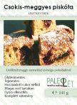 Csokis-meggyes piskóta lisztkeverék 141g PaleoLét