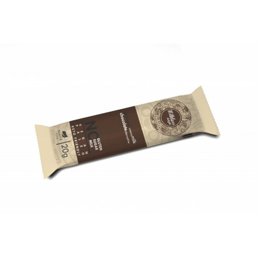 Milkless delight csokoládé szelet 20g HealthMarket