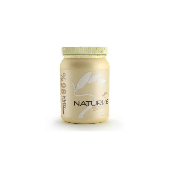 Naturize ULTRA SILK fahéjas barnarizs fehérje 86% 620g/26 adag