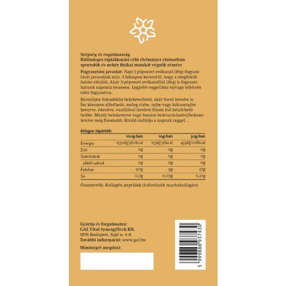 Marhakollagén peptidek 300g GAL