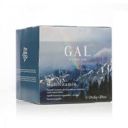 Multivitamin étrend-kiegészítő GAL 24,6g+20ml