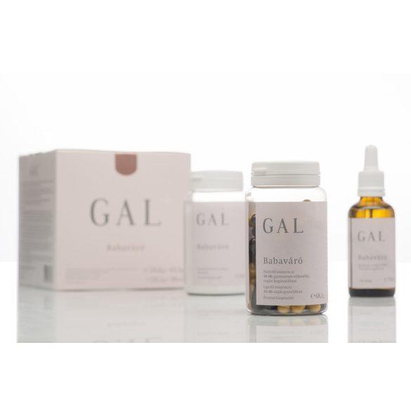 Babaváró plusz étrend-kiegészítő GAL+ 24,6g+43,5g+131,1g+50ml