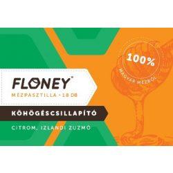 Mézpasztilla citrom-izlandi zuzmó (18) Floney