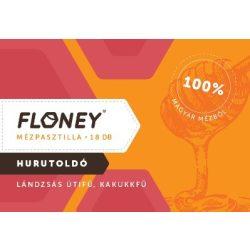 Mézpasztilla lándzsás útifű-kakukkfű (18)  Floney