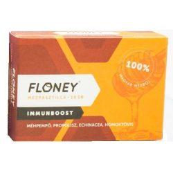 Mézpasztilla Immunboost (18)  Floney