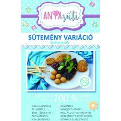 Sütemény variációk lisztkeverék 300g Anyasüti