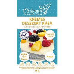 Krémes desszert kása alappor 90g Paleolit Éléskamra