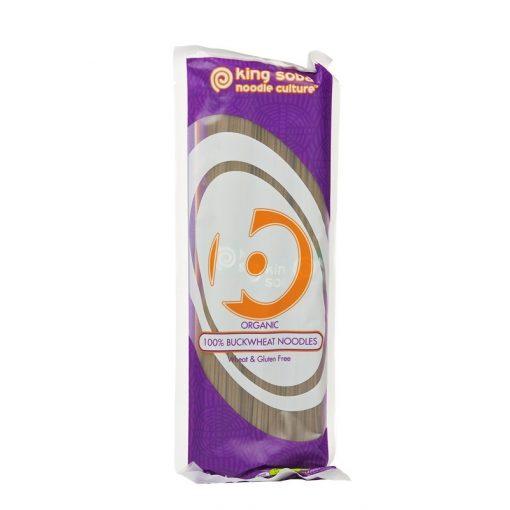 BIO gluténmentes hajdina tészta 250g king soba