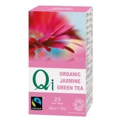 Zöld tea jázminnal BIO 25x1,76g Qi