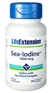 Sea-Iodine (60) kapszula Life Extension