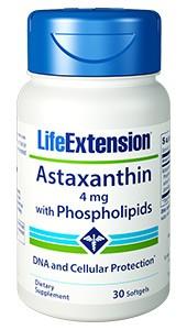 Astaxanthin (30) kapszula Life Extension