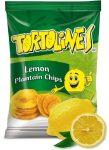 Zöldbanán chips citromos 100g Tortolines