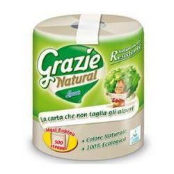 Öko Maxi papírtörlő 500 lapos, 2 rétegű Grazie Natural