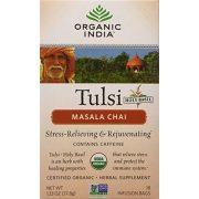 Masala Chai filteres tea (18) BIO Tulsi