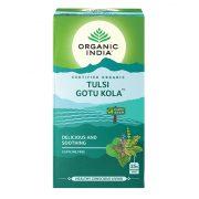 Gotu Kola filteres tea (25) BIO Tulsi