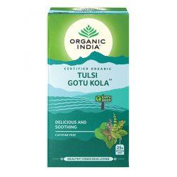 Gotu Kola filteres tea (18) BIO Tulsi