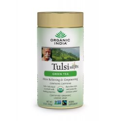 Green szálas tea 100g BIO Tulsi