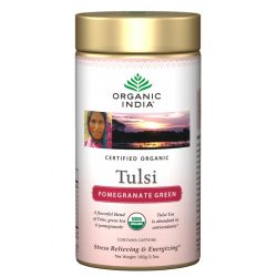 Pomegranate Green szálas tea 100g BIO Tulsi