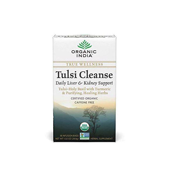 Cleanse filteres tea (18) BIO Tulsi