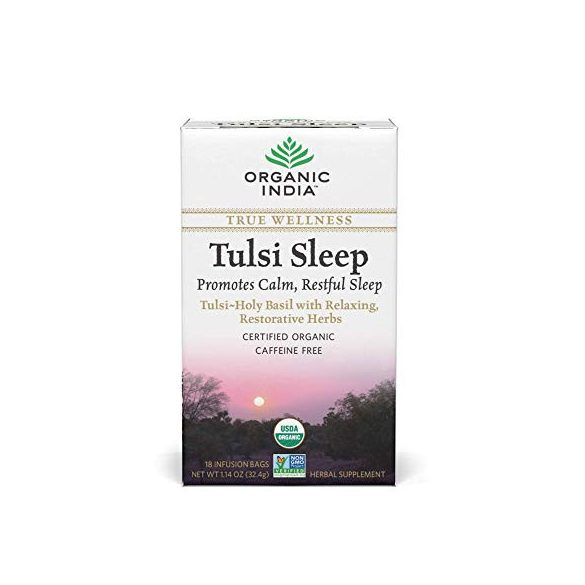 Sleep filteres tea (18) BIO Tulsi