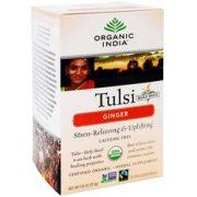 Ginger filteres tea (18) BIO Tulsi