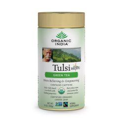 Green filteres tea (18) BIO Tulsi