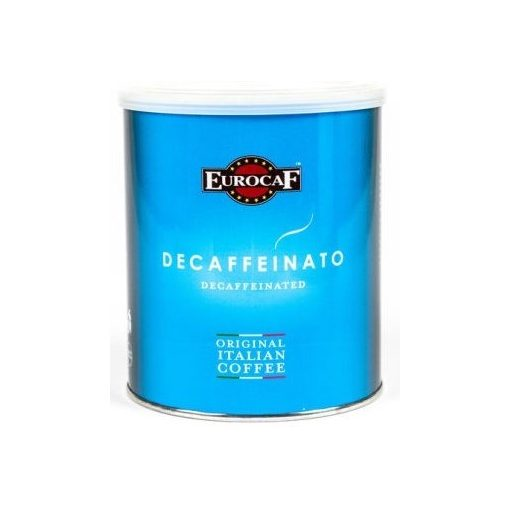 Decaffeinato őrölt koffeinmentes 250g kávé EurocaF