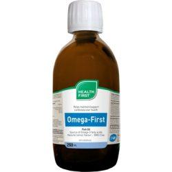 Omega-First 250ml halolaj Health First