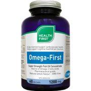 Omega-First 830mg halolaj kapsz (60) Health First