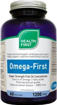 Omega-First 830mg halolaj kapszula (60) HF