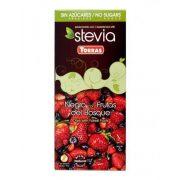 Erdei gyümölcsös étcsokoládé 125g TORRAS